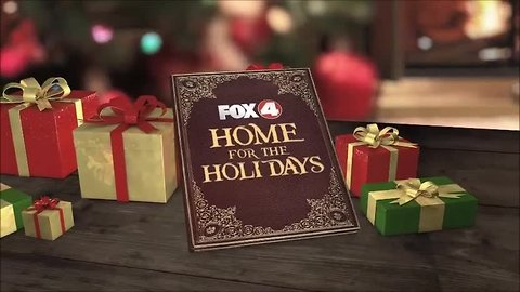 Fox 4 Home For The Holidays Special 2018