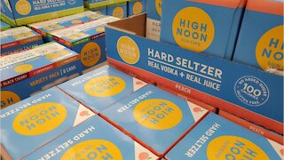 New Study Finds Forever Chemicals In Seltzer