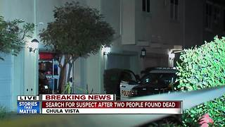 2 people found dead inside Chula Vista home - Video