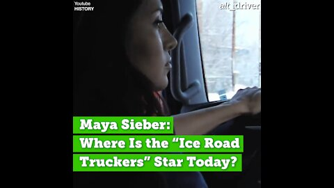 "Maya Sieber: Where Is the ""Ice Road Truckers"" Star Today?"