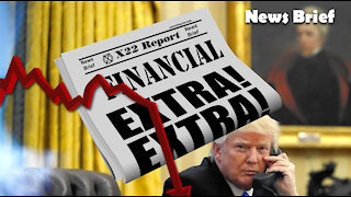 Trump Prepares To Unify The People Economically- Episode 2311a