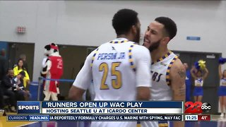 CSUB opens 2019 conference play with a bang