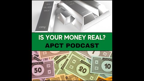 Let's Talk Money vs Currency: Do You Own Silver or Paper?