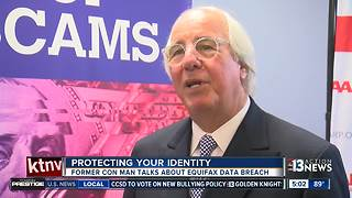 Famous con man turned security expert talks Equifax breach - Video
