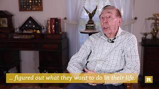 Rare Goes Yellow: Veteran reflects on serving three wars | Rare Military - Video