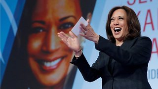 Kamala Harris Meme Circulates Quickly Across