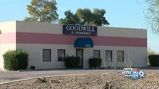 Goodwill evacuated, FBI investigating donation labeled