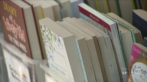 Centennial family sets up a free library on their front porch to help kids cope with COVID-19