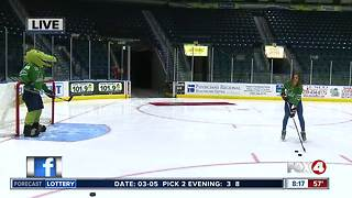 Getting to know the Florida Everblades - 8am live report - Video