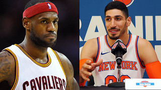 Enes Kanter is Going to REGRET Talking Sh!t About LeBron James - Video