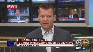 IRCSO: 2-year-old found unconscious in pool dies in hospital - Video