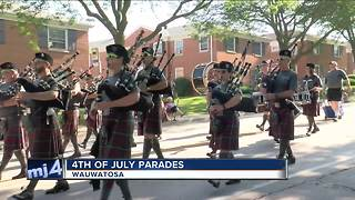 Governor Walker among thousands who attended Tosa's 4th of July Parade - Video