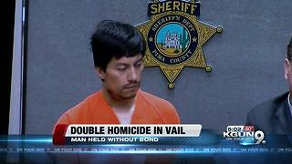 Suspect charged in double homicide in Vail makes court appearance - Video