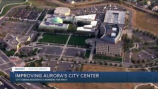 Improving Aurora's City Center