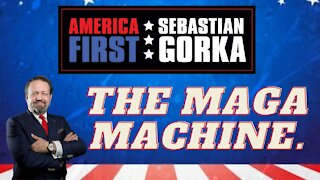 The MAGA Machine. Sebastian Gorka on AMERICA First