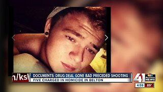 Five charged in homicide in Belton