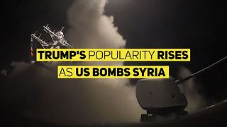 What Trump gains from attacking Syria - Video
