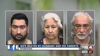 Woman held captive in home by husband and inlaws - Video
