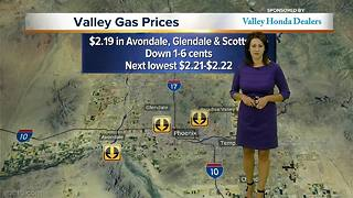 Valley gas prices take a drop - Video