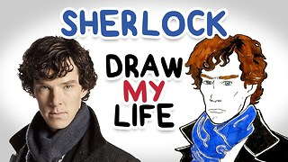 Sherlock || Draw My Life - Video