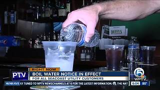 Boil water notice in effect for all Seacoast Utility customers