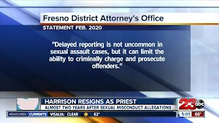 Monsignor Craig Harrison resigns almost two years after sexual misconduct allegations