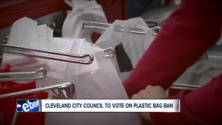 Cleveland City Council to vote on plastic bag ban