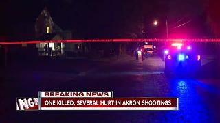 Akron shootings