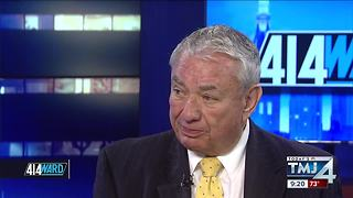 414ward: Tommy Thompson's future plans - Video