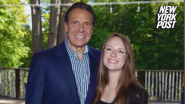 Accuser Charlotte Bennett says Gov. Cuomo asked her to find him a 'girlfriend'