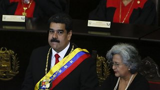 US Commits To Ousting Maduro In Venezuela