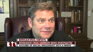 Monsignor Craig Harrison placed on administrative leave