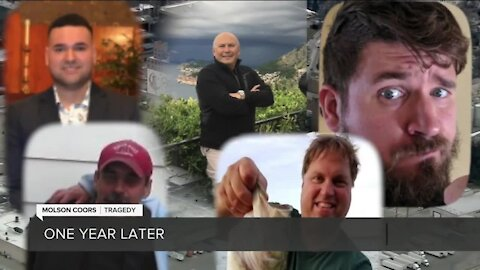 Community reflects on Molson Coors brewery shooting, one year ago today