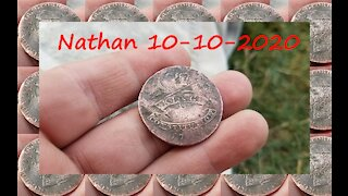 Metal Detecting IHP's and a 1790's Coin