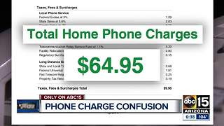 Why are extra charges so costly on your phone bill? - Video