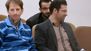 Babak Zanjani message from prison