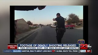 BPD releases footage of officer-involved shooting from Dec. 18 on Maria Angelica Street