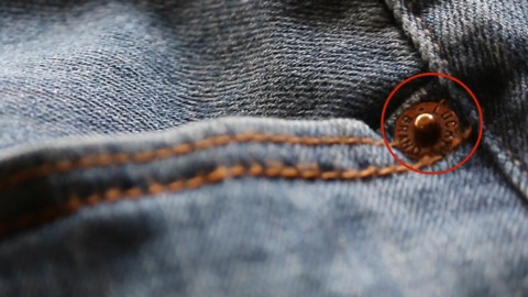 This is Why Jeans Have Little Buttons Around Pockets — It's Not What You Might Expect