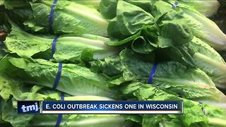 Romaine lettuce E. coli outbreak hits Wisconsin - Video