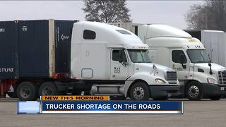 Trucker Shortage - Video