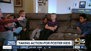 How you can help: ABC15 taking action for foster kids in Arizona - Video