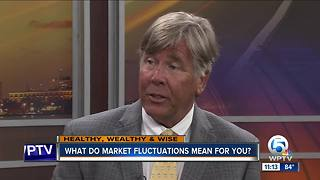 What do market fluctuations mean for investors? - Video