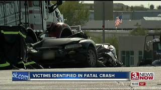First Responders react to horrific crash - Video
