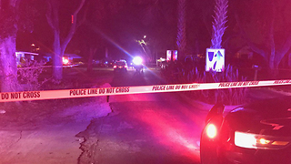 Overnight homicide investigated in West Palm Beach - Video