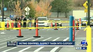 Victims identified, suspect taken into custody - Video