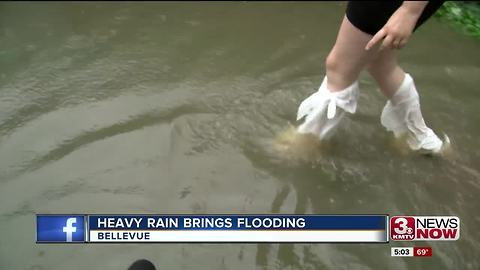 Bellevue mobile-home park residents say area prone to flooding