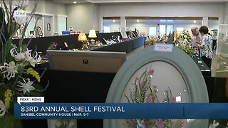 83rd Annual Sanibel Shell Festival art show
