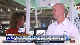 On the Go: 2019 Baltimore Boat Show
