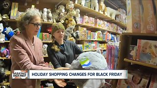 """It will be a different type of """"Black Friday"""" this year"""