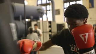 This Boxing Club Trains Fighters And Prepares Students For College - Video